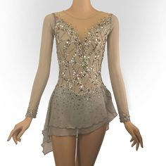 Latest custom creation done! Figure Skating Competition Dresses, Figure Skating Outfits, Figure Skating Costumes, Figure Skating Dresses, Cute Dance Costumes, Cinderella Dresses, Fair Lady, Dance Leotards, Types Of Dresses