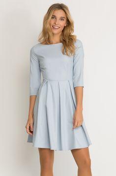 Jednobarwna sukienka o linii A Orsay Kleider, Kleider Für Jeden Anlass,  Schöne Kleider, 20a629066e