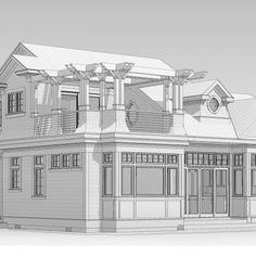 Shore House   Ballard + Mensua Architecture