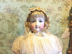 Antique Doll by Francois Gaultier
