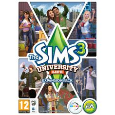 The Sims 2: University (Expansion Pack) Free Download