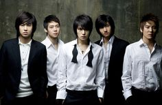 DBSK - Who's the Better Actor?