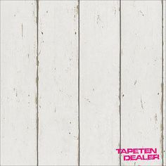 Rasch Barbara Becker Wood Beam Panel Pattern Wallpaper Faux Effect Embossed 479638 - White Timber Panelling, White Paneling, Wood Paneling, White Wallpaper, Wall Wallpaper, Pattern Wallpaper, Bathroom Wallpaper, Wallpaper Roll, Nautical Wallpaper