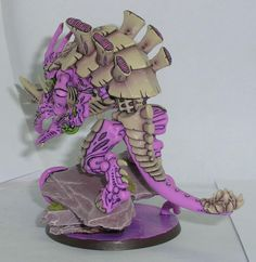 This Tyranid reminds me of a DBZ character