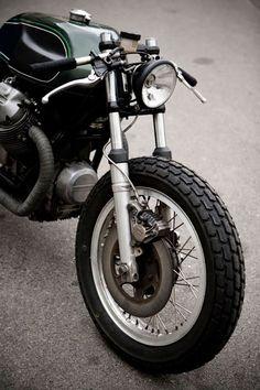 MOTO GUZZI 850T =WM GUZZI= by WRENCHMONKEES
