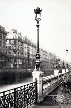 Charles Marville - Paris, 1864.