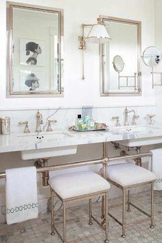 My dream bathroom would look something like this.
