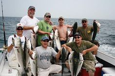 A group of men with their stripers