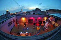 Franklin Institute rooftop