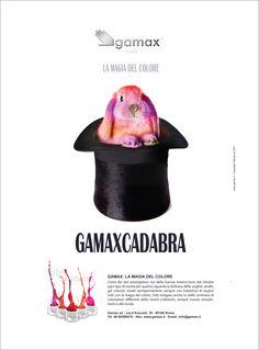 Pubblicità rivista Love Nails 12/2011.  GAMAX: LA MAGIA DEL COLORE  - Come dei veri prestigiatori, noi della Gamax tiriamo fuori dal cilindro  ogni tipo di novità per quanto riguarda la bellezza delle unghie...