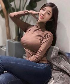 Asian Fashion, Girl Fashion, Womens Fashion, Jessica Ricks, Asian Hotties, Korean Women, Sexy Outfits, Asian Woman, Asian Beauty