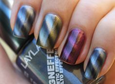 magnetic nails <3