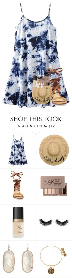 """group account!! RTD"" by lindsaygreys ❤ liked on Polyvore featuring Eugenia Kim, Steve Madden, Urban Decay, Too Faced Cosmetics, Kendra Scott and Alex and Ani"