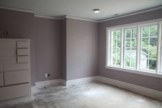 Sherwin Williams-veiled-violet for guest bedroom? Bedroom Wall Colors, Bedroom Decor, Purple Bedroom Walls, Purple Bedrooms, Paint Colors For Home, House Colors, Home Interior, Interior Decorating, Luxury Interior