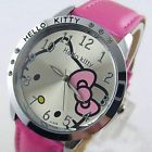 PINK hellokitty Girls Ladies Wrist Quartz Watch Kid kitty Best Gift NEW