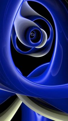 Iphone 6 Wallpaper Backgrounds, 3d Wallpaper For Mobile, Colorful Backgrounds, Blue Wallpapers, Fractal Art, Fractals, Blue Roses Wallpaper, Bubbles Wallpaper, Azul Indigo