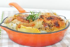 Coxa de frango com geleia de damasco -  http://camilanacozinha.com/2013/09/19/coxa-de-frango-com-geleia-de-damasco/