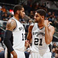 Duncan trying to figure out new role with Spurs