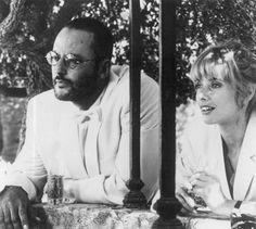 Rosanna Arquette and Jean Reno in Le grand bleu Jean Reno, Le Grand Bleu Film, Casablanca, I Movie, Movie Stars, The Professional Movie, Luc Besson, Baby Jeans, Music Theater