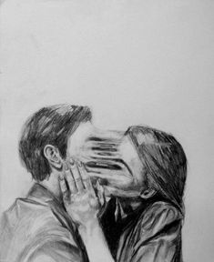 the second we kissed, i never wanted it to stop. you were the paper and i was the glue. i couldn't let go, our love was too strong...like paper and glue.
