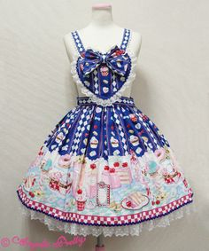 Angelic Pretty Diner Doll