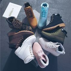 Winter Shoes Flat Ankle Snow Boots For Women Source by Shoes Ankle Snow Boots, Snow Boots Women, Boots For Women, Grunge Style, Soft Grunge, Timberland Boots Outfit, Adidas Boots, Tokyo Street Fashion, Winter Shoes For Women