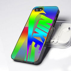 nike geometric Iphone 5 Case