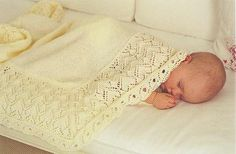 Free Knitting Patterns: Patterns for Babies