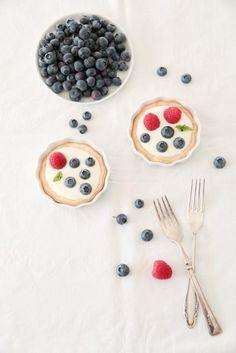 berry mini tartelettes