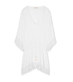 Tory Burch Treville Caftan/Perfect for beach or pool.