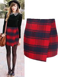 Image result for Wrap style skirt