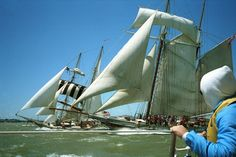 Rendevous and Californian Apple Service, Sailing Ships, Boat, Dinghy, Boats, Sailboat, Tall Ships, Ship