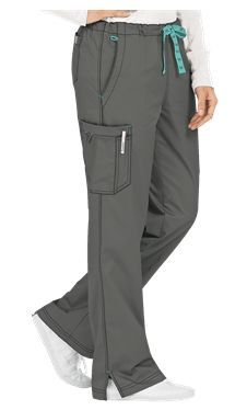 Med Couture MC² Scrubs Layla Cargo Pant: