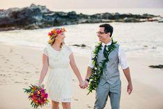 Destination Wedding At Ironwoods Beach Hawaii Maui Weddings Photographer