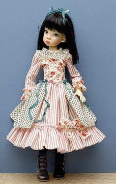 Tiger Lily  - doll by Kaye Wiggs