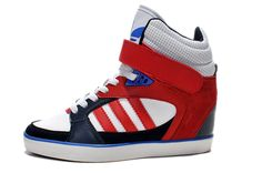 Adidas Amberlight Up Women Sport Red Snow White Navy Blue