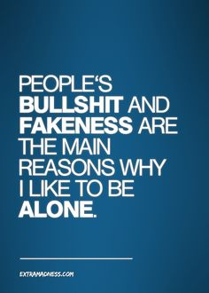 fakeness quotes tumblr - Google Search