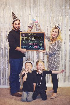 New Years Baby Announcement!