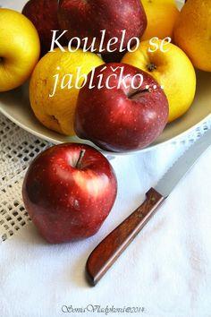 Unavená vařečka: Jablkový koláč