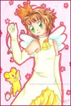 Card Captor Sakura ACEO by usagiprincess on DeviantArt