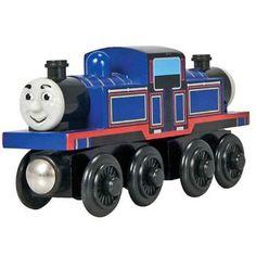 Thomas Wooden Railway Mighty Mac