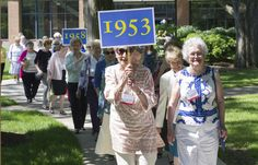 Alumni Procession :: June 2, 2013