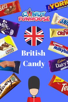 Enjoy Delicious British Candy & Chocolate Bars such as, and MANY MANY MORE. We have the most popular British candy and chocolate brought in from the UK. Choose from favourite chocolate brands like Nestle, Mars and Cadbury. Chocolate Hobnobs, Chocolate Toffee, Chocolate Sweets, Chocolate Caramels, British Chocolate, Terry's Chocolate Orange, Cadbury Twirl, The Tremeloes, British Candy