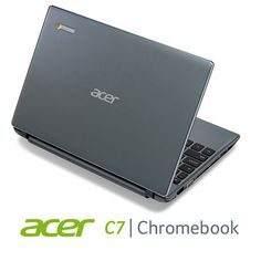 Review Acer C710-2834 11.6-Inch Chromebook (Iron Gray)