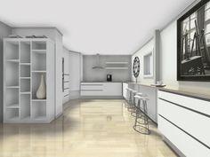 ***Kitchen by New Room Interior / Interiørkonsulent Maria Rasmussen