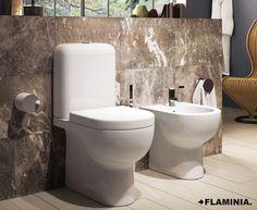 Quick 2011 – serie di sanitari / sanitaryware range – Flaminia Design Team   #CeramicaFlaminia #design