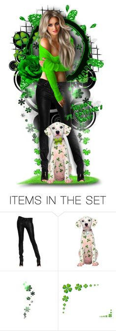 """""""🍀Happy St. Patrick's Day🍀"""" by cindu12 ❤ liked on Polyvore featuring art"""