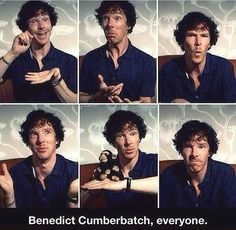 THIS WAS BEN EXPLAINING OR RATHER SPOILING US OF HOW SHERLOCK FAKED HIS DEATH