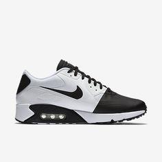 Cheap Nike Air Max 90 Ultra 2 Se Black White Sale Nike Air Max Trainers, Air Max Sneakers, Shoes Sneakers, Black And White Trainers, Black White, Cheap Nike Air Max, Air Max 90, Nike Free, Casual Shoes