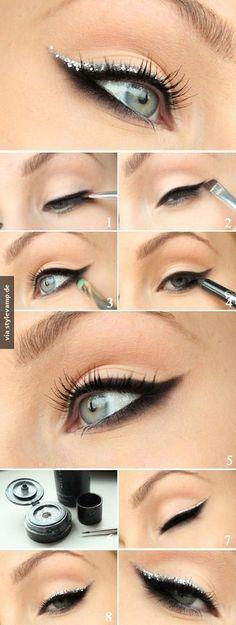 Faszination Augen: Kreatives Makeup!